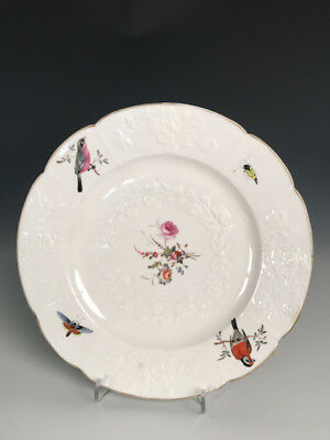 Coalport Porcelain Plate, early 19th century