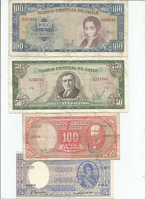 Chile  Four  Notes