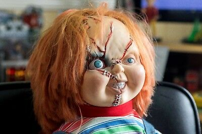 "BRIDE OF CHUCKY  -  26"" 'Chucky Doll"