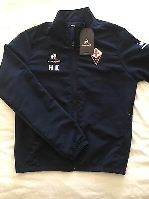 ACF Fiorentina Training Track Top - Eclipse