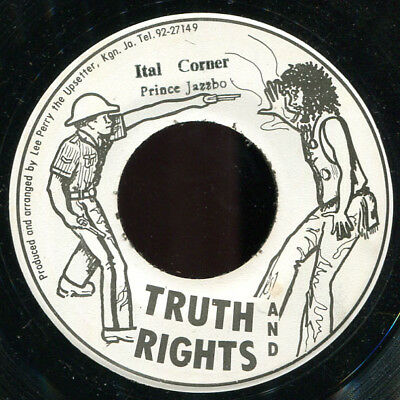 "Prince Jazzbo - Dreadlocks Corner JA Truths & Rights 7"" Listen!"
