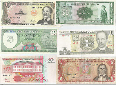 Caribbean/south  America  Six  Notes