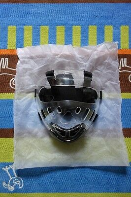 Brand New Universal Clear Face Shield Taekwondo Martial Arts