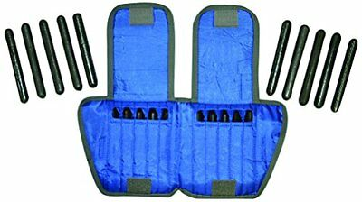 the Cuff 10-3332-2 Ankle Weight 10 lb 20 x 0.5 lb Inserts Blue
