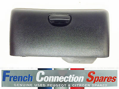 1996 - 2004 (Mk 2) PEUGEOT 106 GLOVE BOX BLACK