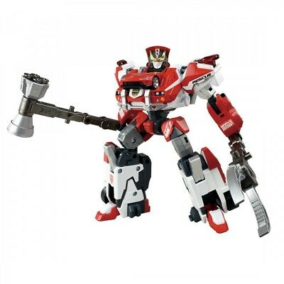 TAKARA TOMY Tomica Hyper Rescue Drive Head 2 MKII Brave Back Draft Action Figure
