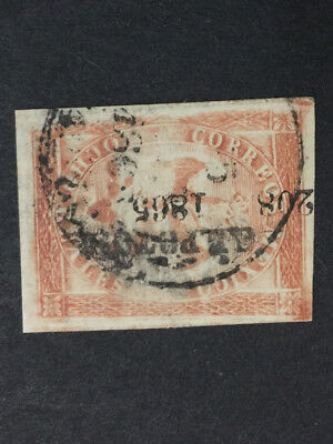 Momen: Mexico #25 Used Xf $90 Lot #6536
