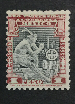 Momen: Mexico #704 Mint Og H $150 Lot #6539