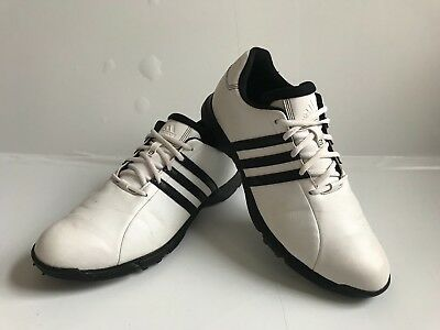 Adidas Golflite Mens Golf Shoes Size 10 UK (EURO 44 2/3)