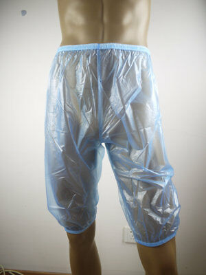New Soft Sexy 100% PVC Unisex Bloomers adult baby Fetish Size: XS-S