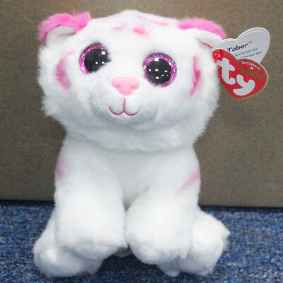 "6"" Ty Beanie Boos Tabor Stuffed Plush Toy Soft Animals Toy Boys&Girls Plush Doll"