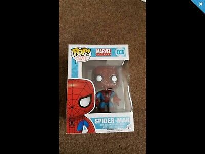 Funko POP Vinyl no.03 Marvel's Spider-Man