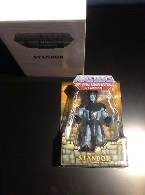 STANDOR Stan Lee! (He-Man) Masters of the Universe MOTUC Classics MOC NEU! NEW!