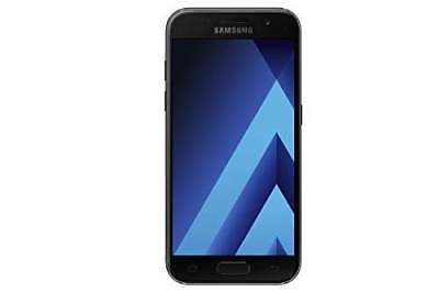 Samsung Galaxy A3 2017 Sim-Free Smartphone - Black | Free Delivery Brand New