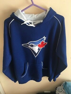 Official Toronto Blue Jays Jersey/Hoodie BNWT S RRP $59.99