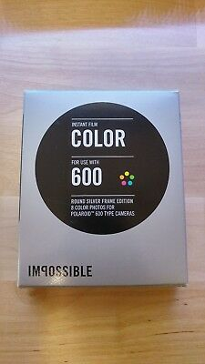 Impossible Project 600 Colour Film Polaroid Out of Date