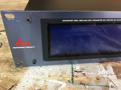 DBX DriveRack 480 - BUY THIS ONE!!