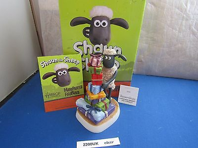 Christmas Present And Correct Shaun The Sheep Sscs15 Harrop Wallace Gromit