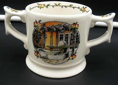 Taunton Cider Two Handled Cider Cup Limited Edition Made By Wade