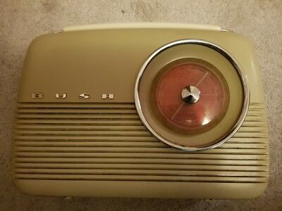 Vintage Bush Radio HIGHLY COLLECTABLE