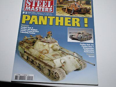 Steelmaster n°2  Panther