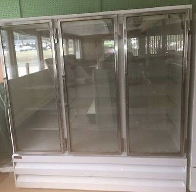 Howard/McCray Commercial Refrigerator and Freezer