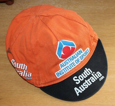 Australian Institute of Sport - Retro Cycling Cap - One Size