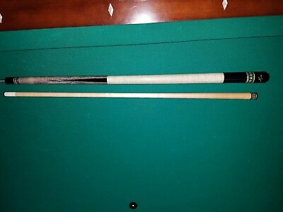 Meucci Freshman Vintage Pool Cue, Early Red dot shaft, Excellent Condition,