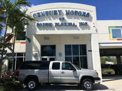 2004 Chevrolet Silverado 2500  4X4 CAMPER 37 CARFAX SERVICE RECORDS IMMACULATE LOW MILES
