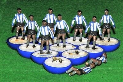 Subbuteo Heavyweight Team Ref.67 Argentina In Numbered Box