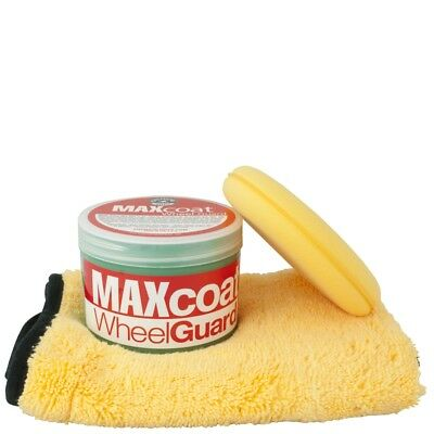 Chemical Guys Maxcoat Wheelguard Set inkl .Pad & Microfasertuch