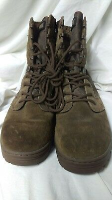 MAGNUM British Military Issue sued desert Boots Sz 8M Army Cadet MTP