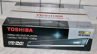 Toshiba HD-EP35 DVD mit 5 HD-DVDs, HD-DVD Player/ TOP/OVP/Boxed