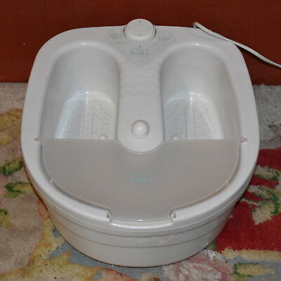 Visiq Massaging Foot Spa