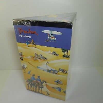 Heye Paris-Dakar Rally Jigsaw Puzzle 1500 pc. Blachon No. 25195 Sealed 2001