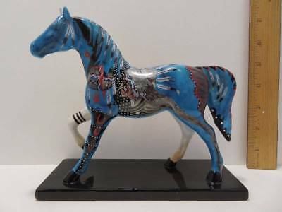 """The Trail of Painted Ponies """"Sounds of Thunder"""" 1E/3409 Bill & Traci Rabbit #122"""