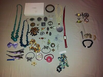 Mixed Costume Jewellery + Silver + New