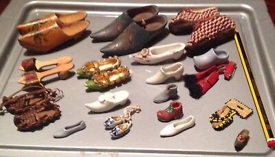 Collection Miniature Shoes