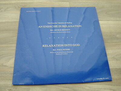 private LP xian psych spokenword AN EXERCISE IN RELAXATION to resurrection land
