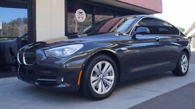 2011 BMW 5-Series Base Hatchback 4-Door 2011 BMW 535i xDrive