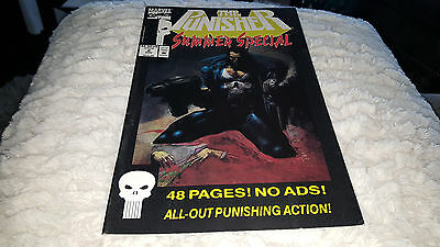 The Punisher Summer Special #2 (Aug 1992, Marvel) NM-