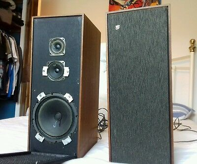 Bang And Olufsen Vintage Beovox 1000 Speakers - Collect Exeter