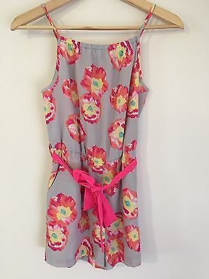 Girls Playsuit / Jumpsuit Peter Morrisey Brand , Stunning EUC , Size Kids 10