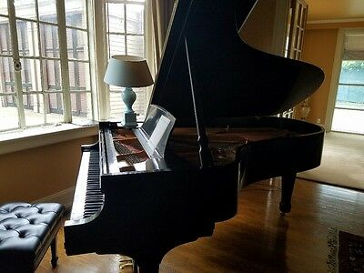 "Steinway & Sons B 1995 Classic Tone ""Maestro"" Service Package, Famous Owner"