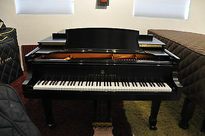 Steinway & Sons Model B 1959  Excellent Value  Refurbishing Details in listing