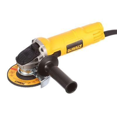 DEWALT 7 Amp 4-1/2 in. Small Angle Grinder with 1-Touch Guard-DWE4011
