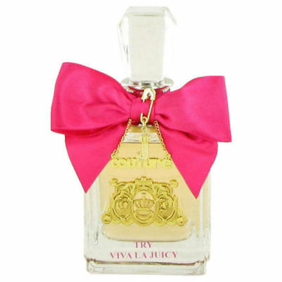 NIB $120 Viva La Juicy Couture Perfume Women Fragrance 3.4 Oz Limited Edition