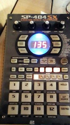 Roland SP404SX Linear Wave Sampler & Sequencer - Excellent Condition!