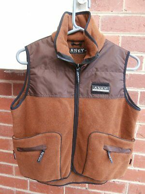 ANKY Vest in perfect condition - suit New Buyer!!