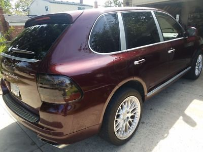 2006 Porsche Cayenne Turbo S 2006 PORSCHE CAYENNE. TURBO S   one of a kind